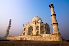 Free Taj Mahal Stock Photography - 4266742