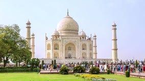 Taj Mahal video estoque