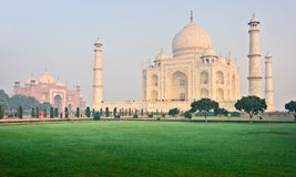Taj Mahal. Royalty Free Stock Photos