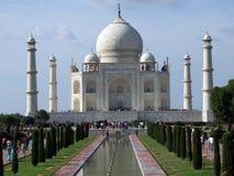 Taj Mahal Imagen de archivo libre de regalías