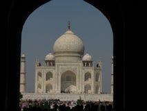 Taj Mahal Fotografia Stock Libera da Diritti