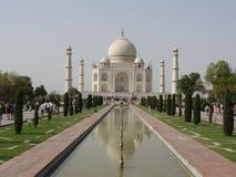 The Taj Mahal. A nice view of the the taj mahal Royalty Free Stock Image