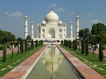 Taj Mahal Photographie stock