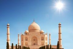 Taj Mahal fotografie stock libere da diritti