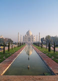 Taj Mahal. Palace in India Royalty Free Stock Image