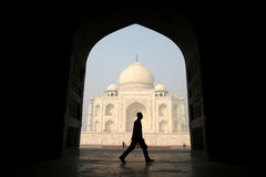 Free Taj Mahal Royalty Free Stock Images - 551899