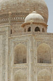Taj Mahal. Archways Stock Images