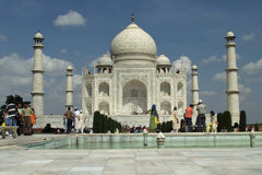 Taj Mahal Image stock