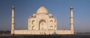 Taj Mahal. Palace in India Royalty Free Stock Photography