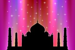 Taj Mahal ! royalty free illustration