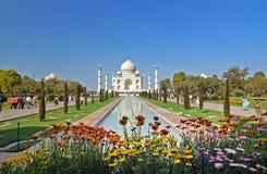Taj Mahal Image libre de droits