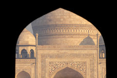 Taj Mahal imágenes de archivo libres de regalías