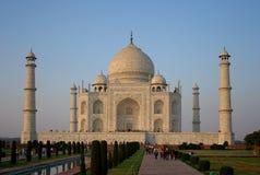 Taj Mahal. Great mosque Taj Mahal  in India Royalty Free Stock Images