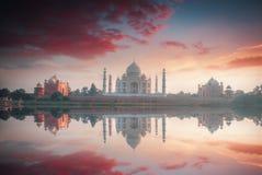 Taj Mahal Fotos de Stock