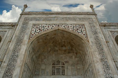 Taj Mahal Royalty-vrije Stock Foto's