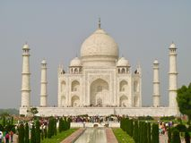 Taj Mahal Immagine Stock Libera da Diritti