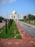 Taj Mahal. The Taj Mahal in Agra - India Royalty Free Stock Images