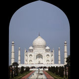 Taj Mahal. Landmark of India Royalty Free Stock Photos