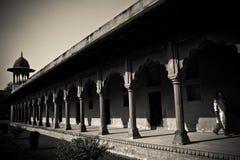 The Taj Mahal, Agar, India Stock Photography