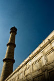 The Taj Mahal of Agar, India Stock Photography