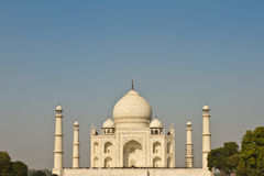 Taj Mahal, agar, India Obraz Royalty Free