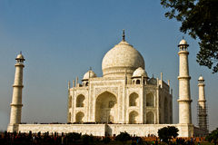 The Taj Mahal, Agar, India Stock Image