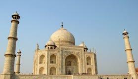 Taj Mahal, Agra, Ινδία το βράδυ Στοκ φωτογραφία με δικαίωμα ελεύθερης χρήσης
