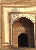 Taj Mahal, Agra Immagini Stock