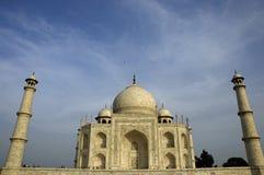 Taj Mahal, Agra Fotografia Stock Libera da Diritti