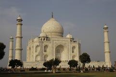Taj Mahal, Agra Fotografie Stock Libere da Diritti