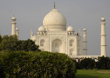 Taj Mahal, Agra. The Taj Mahal, Agra India Stock Photo