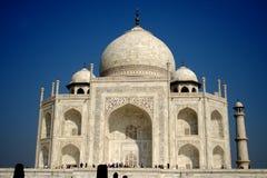 Taj Mahal, Agra Royalty-vrije Stock Afbeelding