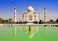 Taj Mahal, Agra Obraz Stock
