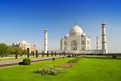 Taj Mahal, Agra Zdjęcie Stock