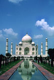 Taj mahal,agra, Royalty Free Stock Photo