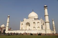 Taj Mahal, Agra Foto de archivo libre de regalías