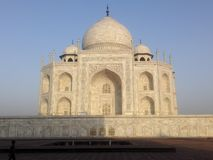 Taj Mahal (Agra) Stock Photo