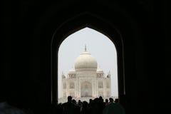 Taj Mahal, Agra, Inde Images libres de droits