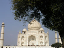 Taj Mahal, Agra, Inde Photo stock