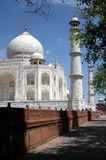 Taj mahal, agra, Inde Photos stock