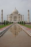 Taj Mahal, Agra (Inde) pic02 photos stock