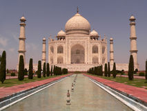 Taj mahal,agra,india Royalty Free Stock Images