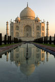 Taj Mahal - Agra - India Stock Photo