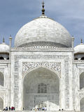 Taj Mahal - Agra - India. Taj Mahal in Agra in the Uttar Pradesh region of India. It is a UNESCO World Heritage Site Royalty Free Stock Photography