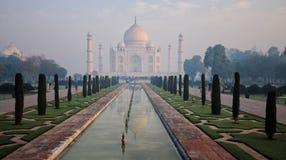 The Taj Mahal Agra, India Royalty Free Stock Photography