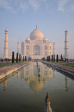 The Taj Mahal Agra, India Royalty Free Stock Image