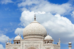 Taj Mahal  Agra  , India Royalty Free Stock Images