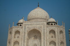 Taj Mahal Agra, India Royalty Free Stock Photo