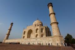 Taj Mahal Agra in India Royalty Free Stock Photos