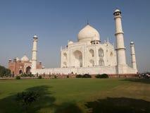 Taj Mahal, Agra, India fotografia de stock royalty free